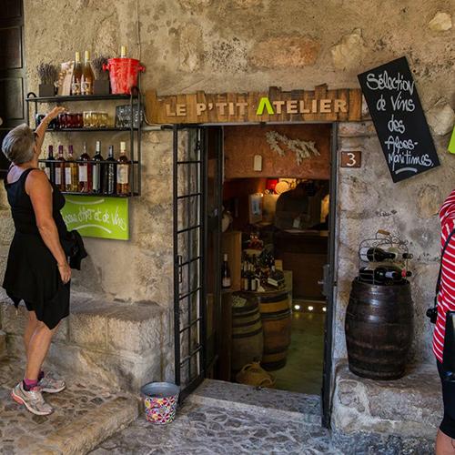 Commerces & Artisanat - Sainte Agnès