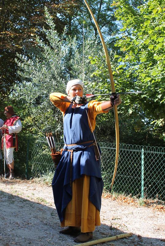 Fête Médiévale - Sainte Agnès