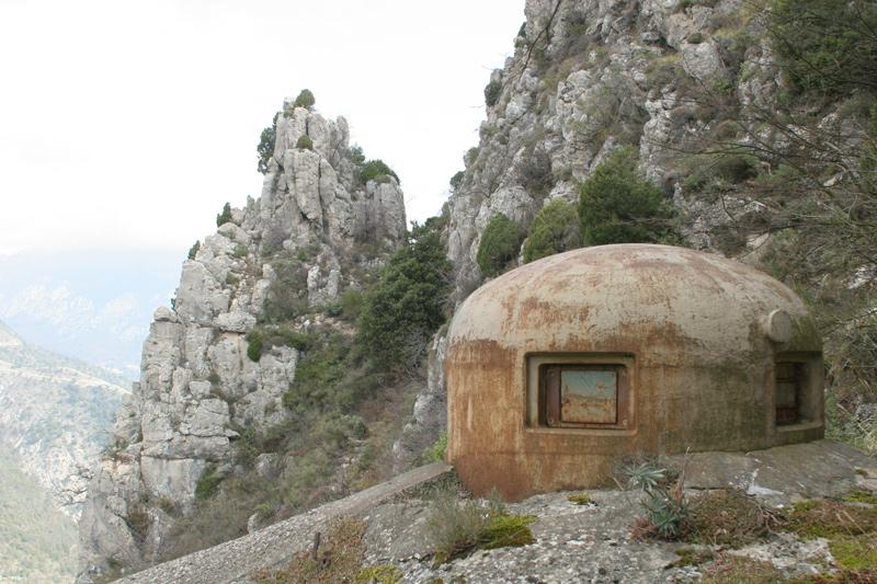 Le Fort de la ligne Maginot - Sainte Agnès