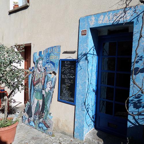 Hebergement et Restaurant - Sainte Agnès