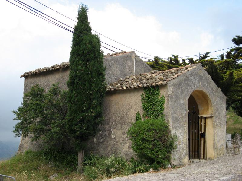 Chapelle Saint Sébastien - Sainte Agnès
