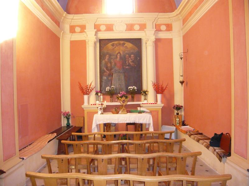 Chapelle Sainte Lucie - Sainte Agnès