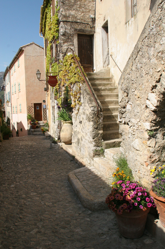 Village de Sainte-Agnès