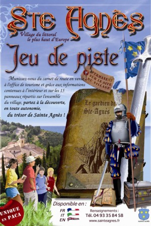 Jeu de Piste Sainte Agnès